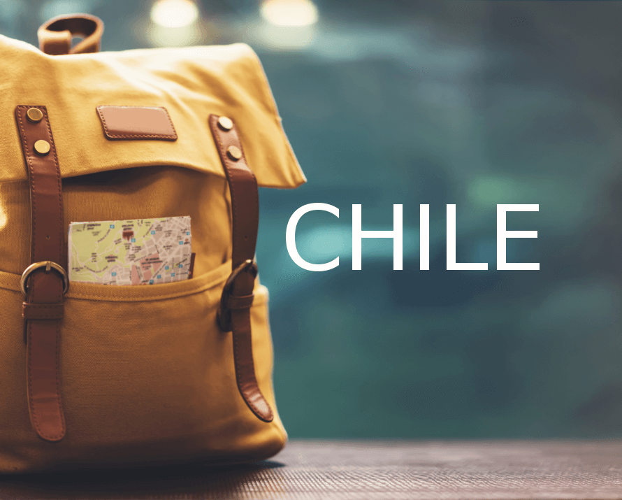 More travel, Chile