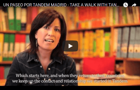 Introducing TANDEM Madrid