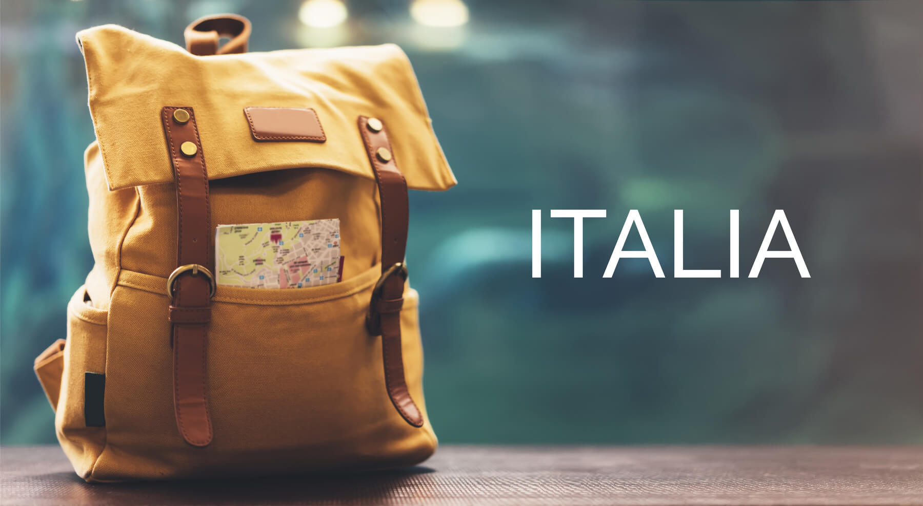 More travel, Italy